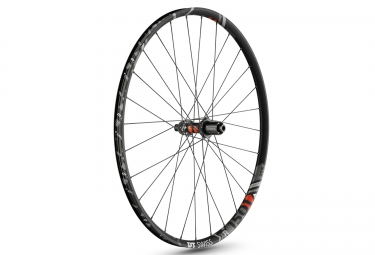 roue arriere dt swiss xr 1501 spline one 27 5 12x142mm center lock noir