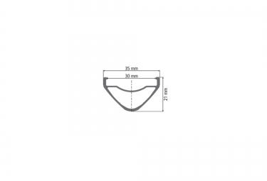 Roue Avant DT SWISS EX 1501 SPLINE ONE 27.5'' | Largeur 30mm | Boost 15x110mm | Center Lock | Noir