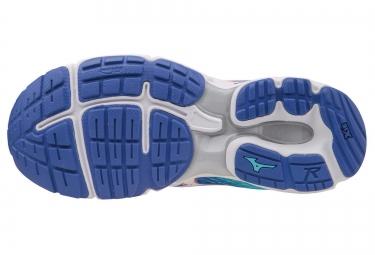 Chaussures de Running Femme Mizuno WAVE RIDER 19 Bleu