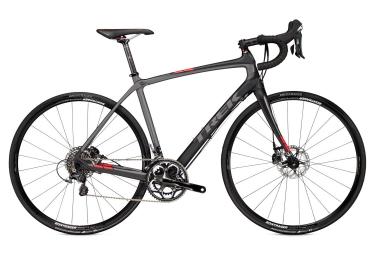Vélo de Route Trek DOMANE 4.5 DISC Shimano Ultegra 11V 2016 Gris