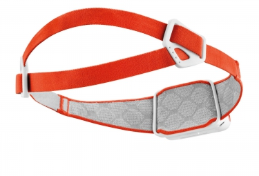 lampe frontale petzl reactik orange
