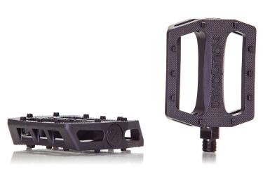 demolition pedales trooper plastique noir