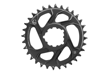 plateau sram x sync eagle direct mount 6mm offset 12 vitesses noir 36