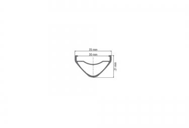 Roue Arrière DT SWISS XM 1501 SPLINE ONE 27.5'' | Largeur 30mm | 12x142mm | Center Lock | Noir