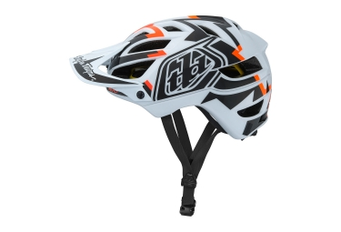 Casque TROY LEE DESIGNS A1 MIPS 2016 Blanc