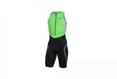 Spiuk combinaison triathlon noir vert xl