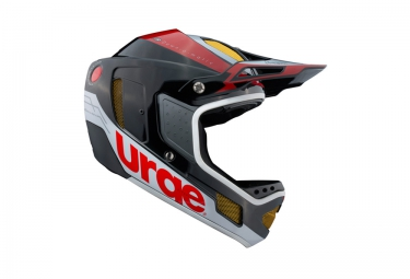 casque integral urge down o matic rr noir rouge blanc xs 53 54 cm