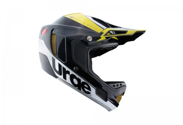 casque integral urge down o matic rr noir jaune blanc xs 53 54 cm