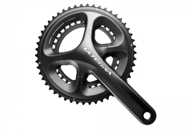 pedalier shimano ultegra 6800 2x11 vitesses compact 52 36 dents noir 172 5