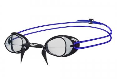 Lunettes de natation arena swedix bleu noir