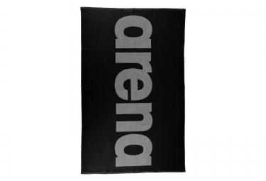 ARENA HANDY Towel Black Grey