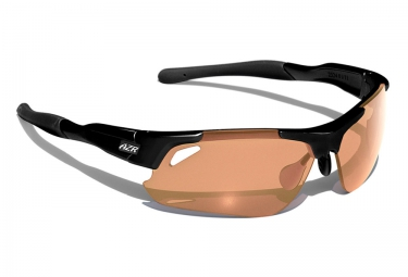 lunettes azr kromic speed noir photochromique orange