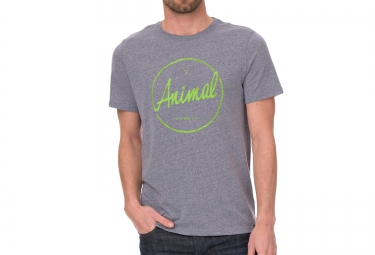 Camiseta ANIMAL RECORD Azul