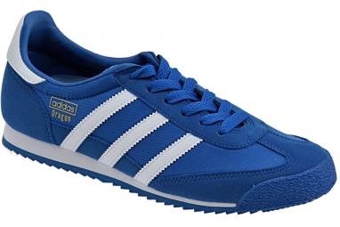 Adidas dragon og j bb2486 bleu 39 1 3
