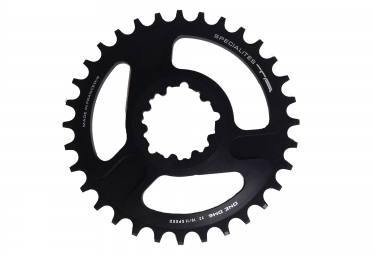 plateau specialites ta one dm direct mount compatible sram 10 11v noir 32