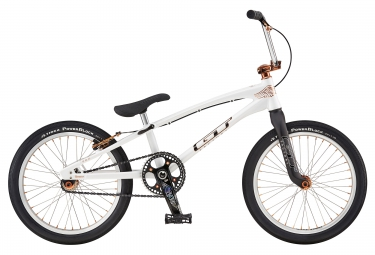 Bmx race gt speed series pro blanc