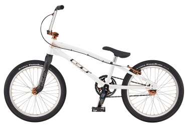 BMX Race GT SPEED SERIES Pro Blanc 2016