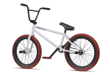 BMX Freestyle WETHEPEOPLE CRYSIS 2016 Blanc