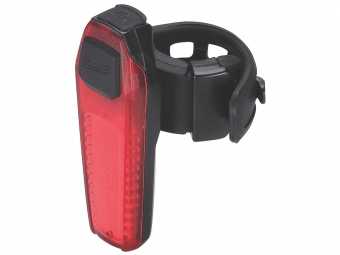 Eclairage arriere rechargeable bbb signal noir
