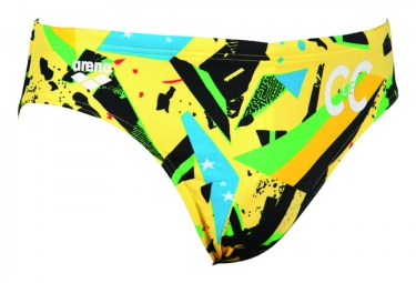 maillot de bain arena chad le clos jaune 95