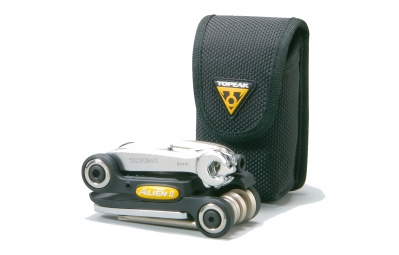 Multi-outils TOPEAK THE ALIEN II (26 outils)