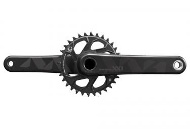 pedalier sram xx1 eagle avec plateau direct mount 32 dents boitier bb30 non inclus n