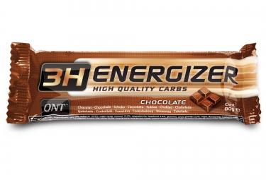 qnt barre energetique 3h energizer chocolat 80gr