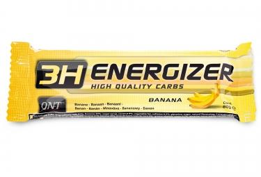 qnt barre energetique 3h energizer banane 80gr