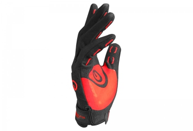 Gants Cross Fit EXCELLERATOR WORK OUT Noir Rouge