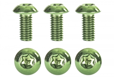 NEATT Rotor Bolts - Green