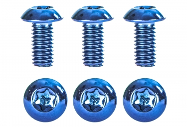 NEATT Rotor Bolts - Blue