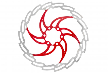 NEATT Light Disc Brake Rotor - Red