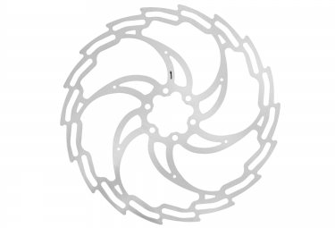 NEATT Light Weight Disc Brake Rotor - Silver