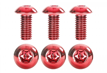 NEATT Rotor Bolts - Red
