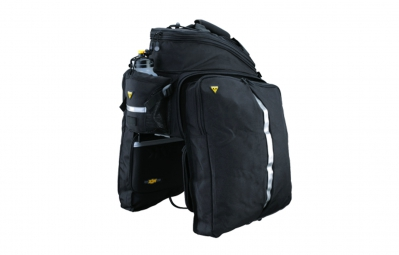TOPEAK Rack's Bag MTX TRUNKBAG DXP Black