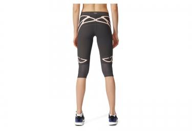 Corsaire Running Femme adidas adizero SPRINTWEB Gris Rose