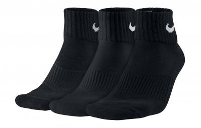 3 paires de chaussettes lightweight noir 42 46