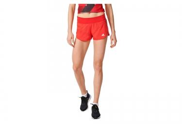 short femme adidas adizero rouge s