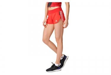 Short Femme adidas adizero Rouge