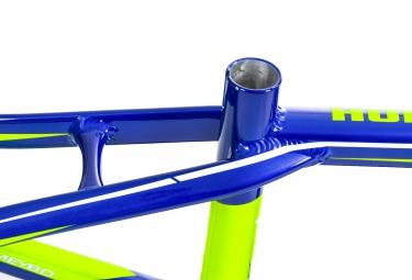 cadre bmx race meybo holeshot 2016 bleu vert pro