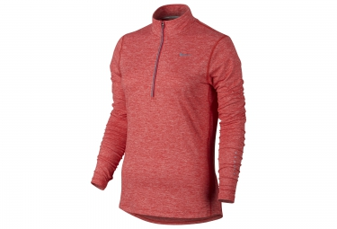 Sweat Femme NIKE DRY ELEMENT Rouge