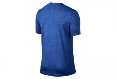 NIKE Maillot DRI-FIT DRY Bleu Homme