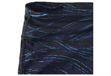 Corsaire de Running Femme NIKE POWER EPIC LUX Noir Bleu