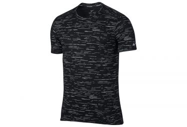 Maillot nike dry tailwind noir xl