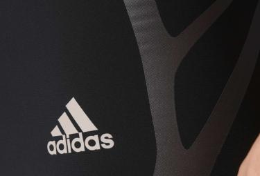Short de Compression adidas adizero SPRINTWEB Noir Gris