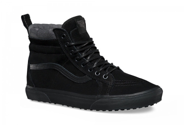 chaussures vans sk8 hi mte noir 42 1 2