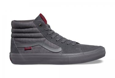 Chaussures VANS SK8-HI Gris