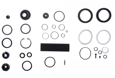 kit joints rockshox service kit pike dual position air 11 4018 027 004