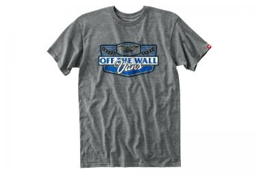 VANS T-shirt Manches Courtes OTW ALE Athletiic Heathe