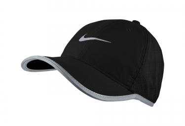 Casquette de Running NIKE FEATHERLIGHT Noir